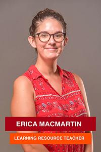 ERICA MACMARTIN