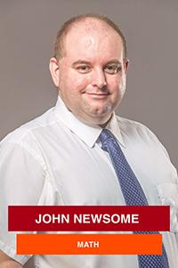 JOHN NEWSOME