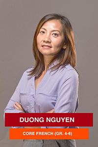 NGUYEN CAO THUY DUONG