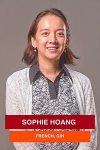 SOPHIE HOANG