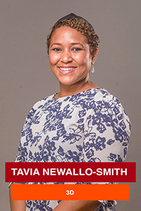 TAVIA NEWALLO-SMITH